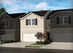 Opal - Echo Ridge: Greer, South Carolina - Meritage Homes