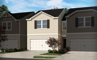 Echo Ridge by Meritage Homes in Greenville-Spartanburg South Carolina