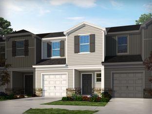 Topaz - Echo Ridge: Greer, South Carolina - Meritage Homes