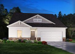Northbrook - Riverside: Marietta, Georgia - Meritage Homes