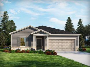 Gibson - Larkhaven Hills - The Piedmont Series: Charlotte, North Carolina - Meritage Homes