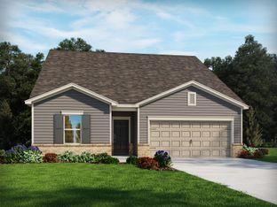 Northbrook - Larkhaven Hills - The Piedmont Series: Charlotte, North Carolina - Meritage Homes