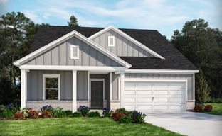 Larkhaven Hills - The Piedmont Series by Meritage Homes in Charlotte North Carolina