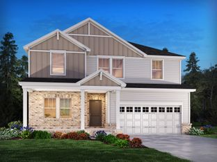 Chatham - 12 Oaks - The Enclave Collection: Holly Springs, North Carolina - Meritage Homes