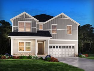 Taylorsville - 12 Oaks - The Enclave Collection: Holly Springs, North Carolina - Meritage Homes