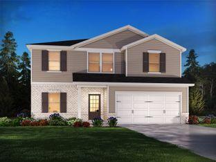Brentwood Basement - Parkview East: Lilburn, Georgia - Meritage Homes