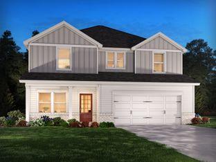 Dakota - Parkview East: Lilburn, Georgia - Meritage Homes