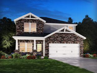 Alexander - Parkview East: Lilburn, Georgia - Meritage Homes