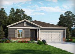 Chandler - Stoneybrook Station - The Piedmont Series: Huntersville, North Carolina - Meritage Homes