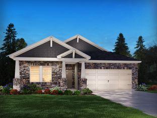 Buchanan - Larkhaven Hills - The Piedmont Series: Charlotte, North Carolina - Meritage Homes