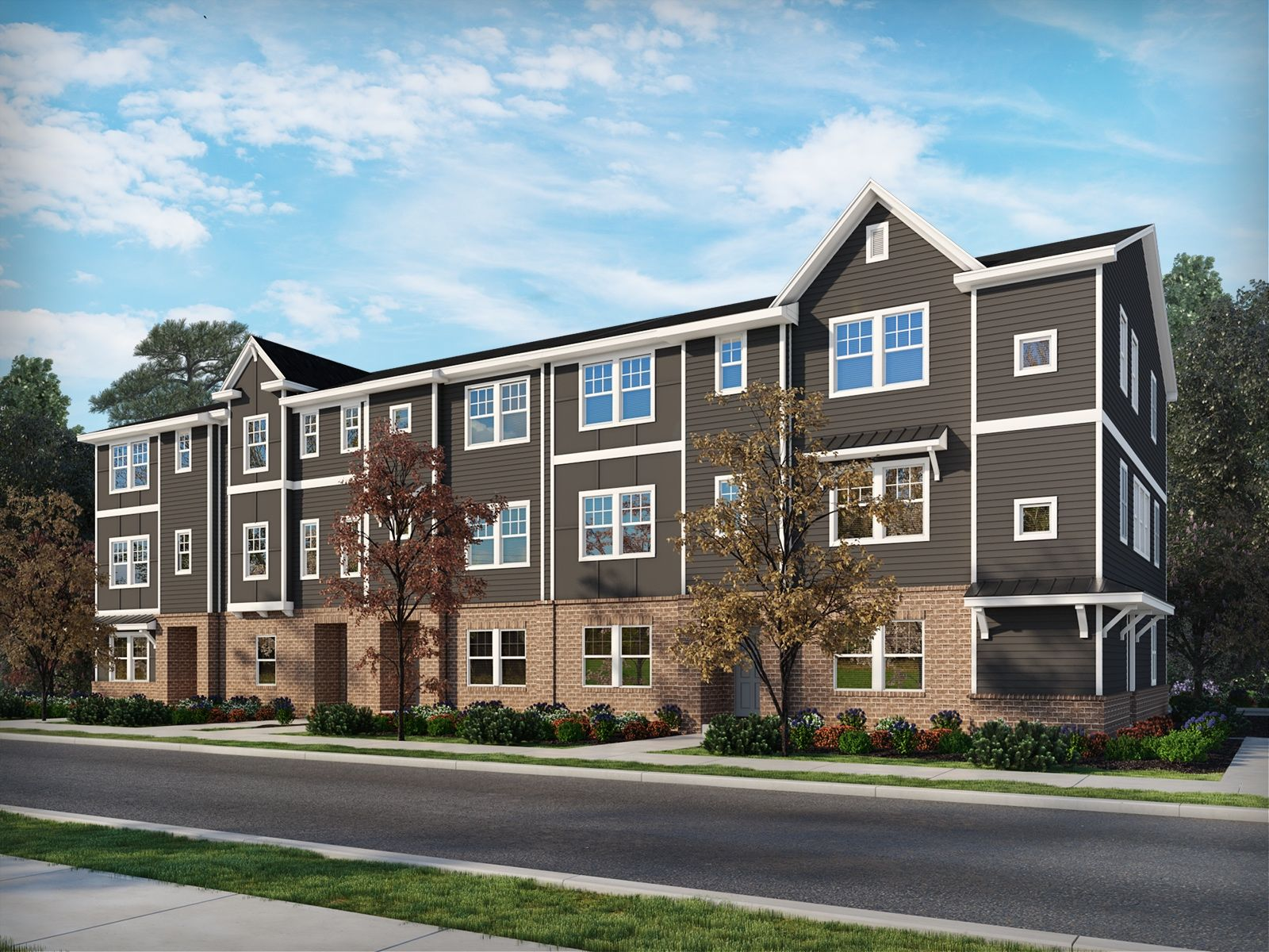'City Park - The Heights Series' by Meritage Homes: Charlotte, NC in Charlotte