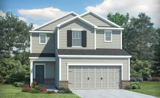City Park - The Gallery Series by Meritage Homes in Charlotte North Carolina