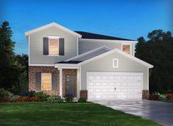 Alexander - Stoneybrook Station - The Piedmont Series: Huntersville, North Carolina - Meritage Homes