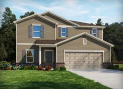 Dakota - Stoneybrook Station - The Piedmont Series: Huntersville, North Carolina - Meritage Homes