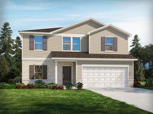 Brentwood - Carlton Landing: Rockvale, Tennessee - Meritage Homes