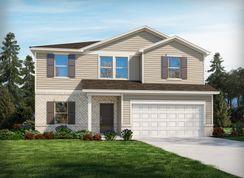 Brentwood - Carlton Landing: Murfreesboro, Tennessee - Meritage Homes
