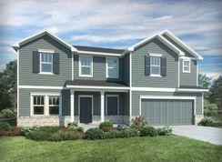 Bentley - Reserve at Redcroft: Greer, South Carolina - Meritage Homes