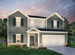 Jackson - Reserve at Redcroft: Greer, South Carolina - Meritage Homes