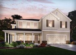 Maxwell - Reserve at Redcroft: Greer, South Carolina - Meritage Homes