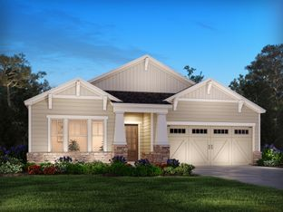 Grayson Basement - Meadows at Idylwilde: Canton, Georgia - Meritage Homes