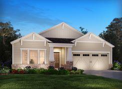 Grayson - Meadows at Idylwilde: Canton, Georgia - Meritage Homes