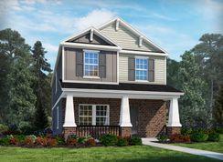 Oxford II - Preston Park: Pineville, North Carolina - Meritage Homes