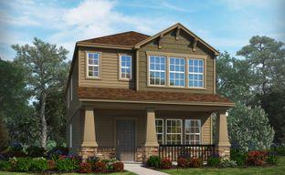 Preston Park by Meritage Homes in Charlotte North Carolina