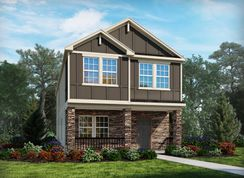 Brighton II - Preston Park: Pineville, North Carolina - Meritage Homes