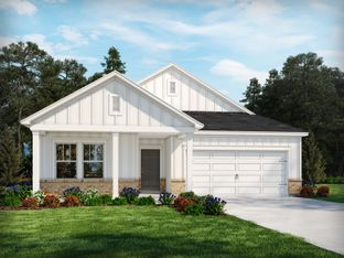 Newport - Larkhaven Hills - The Piedmont Series: Charlotte, North Carolina - Meritage Homes