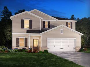 Dakota Basement - Parkview East: Lilburn, Georgia - Meritage Homes