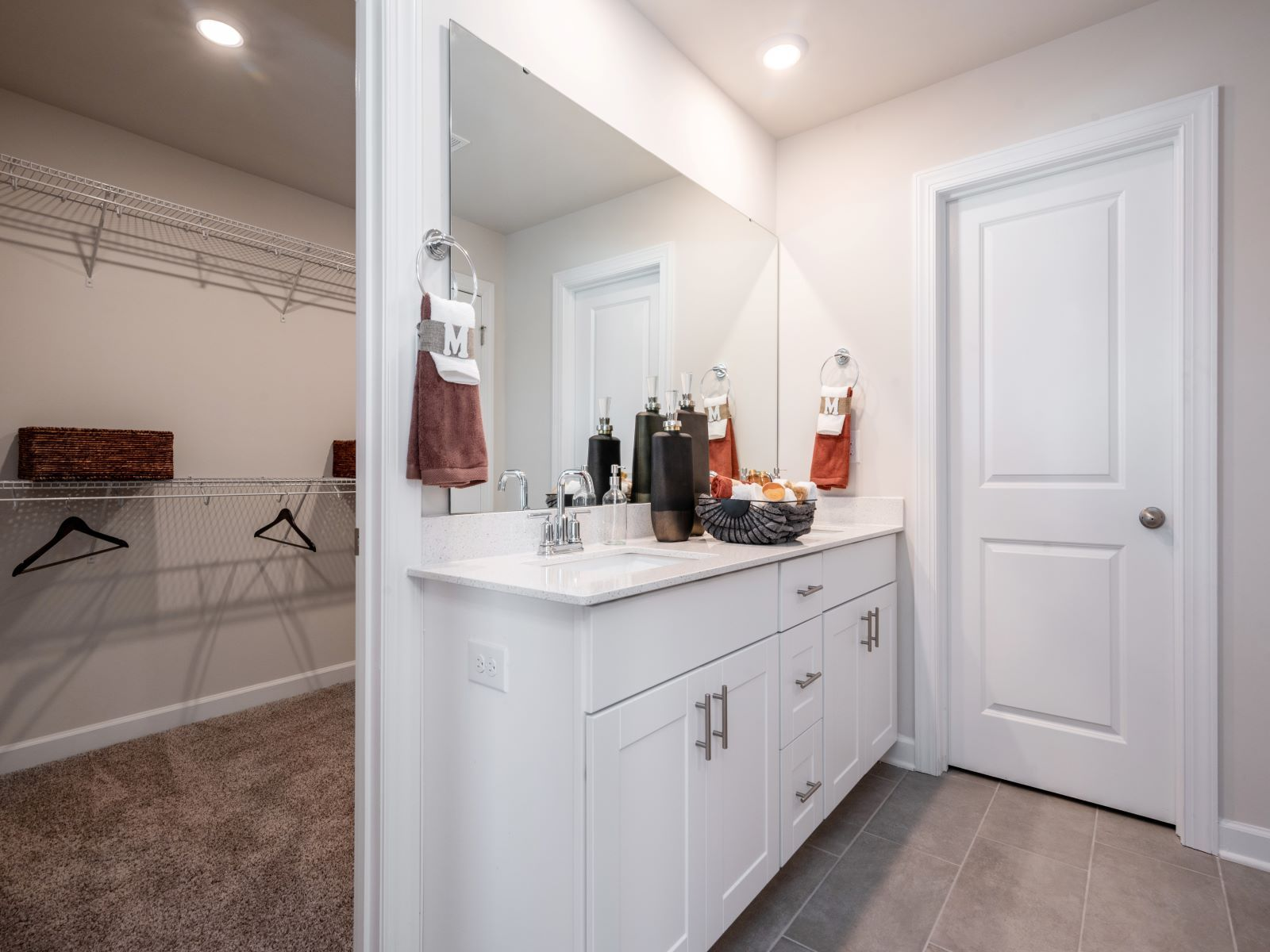 Bathroom featured in the Chastain Basement By Meritage Homes in Charlotte, NC