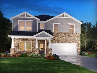 Taylorsville Basement - Bethany Manor: Snellville, Georgia - Meritage Homes