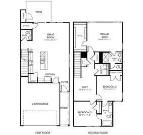 Opal - Enclave at City Park: Charlotte, North Carolina - Meritage Homes