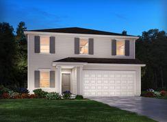 Rockwell - Grays Creek: Spartanburg, South Carolina - Meritage Homes