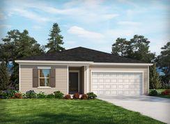 Buchanan - Grays Creek: Spartanburg, South Carolina - Meritage Homes