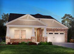 Nicholson II - Meadows at Idylwilde: Canton, Georgia - Meritage Homes