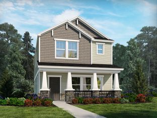 Calhoun II - Preston Park: Pineville, North Carolina - Meritage Homes