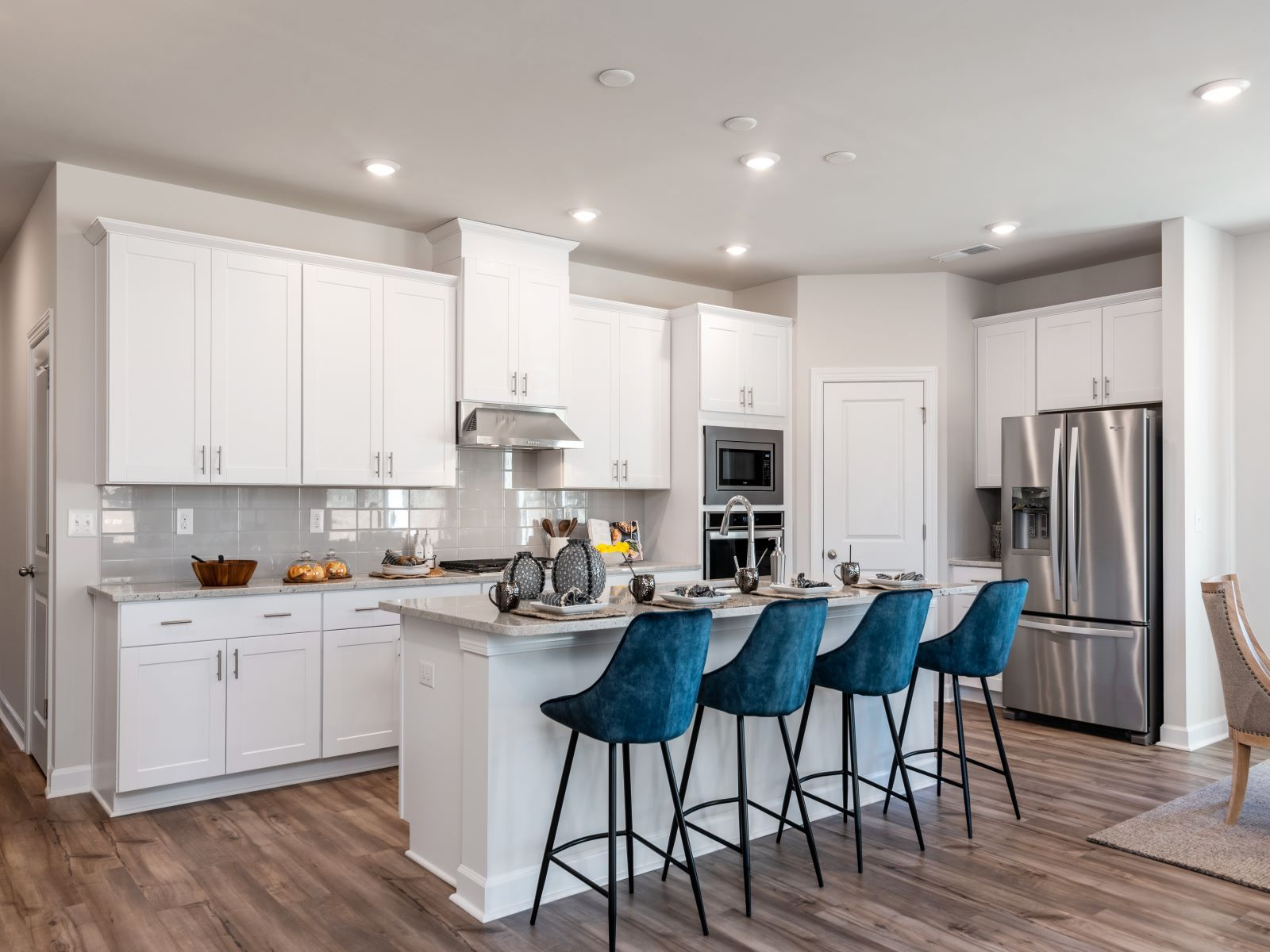 Kitchen featured in the Gibson By Meritage Homes in Charlotte, NC