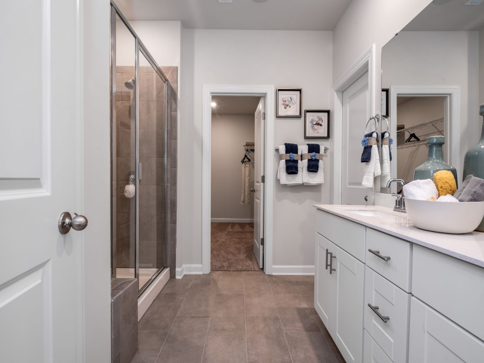 Bathroom featured in the Gibson Basement By Meritage Homes in Charlotte, NC