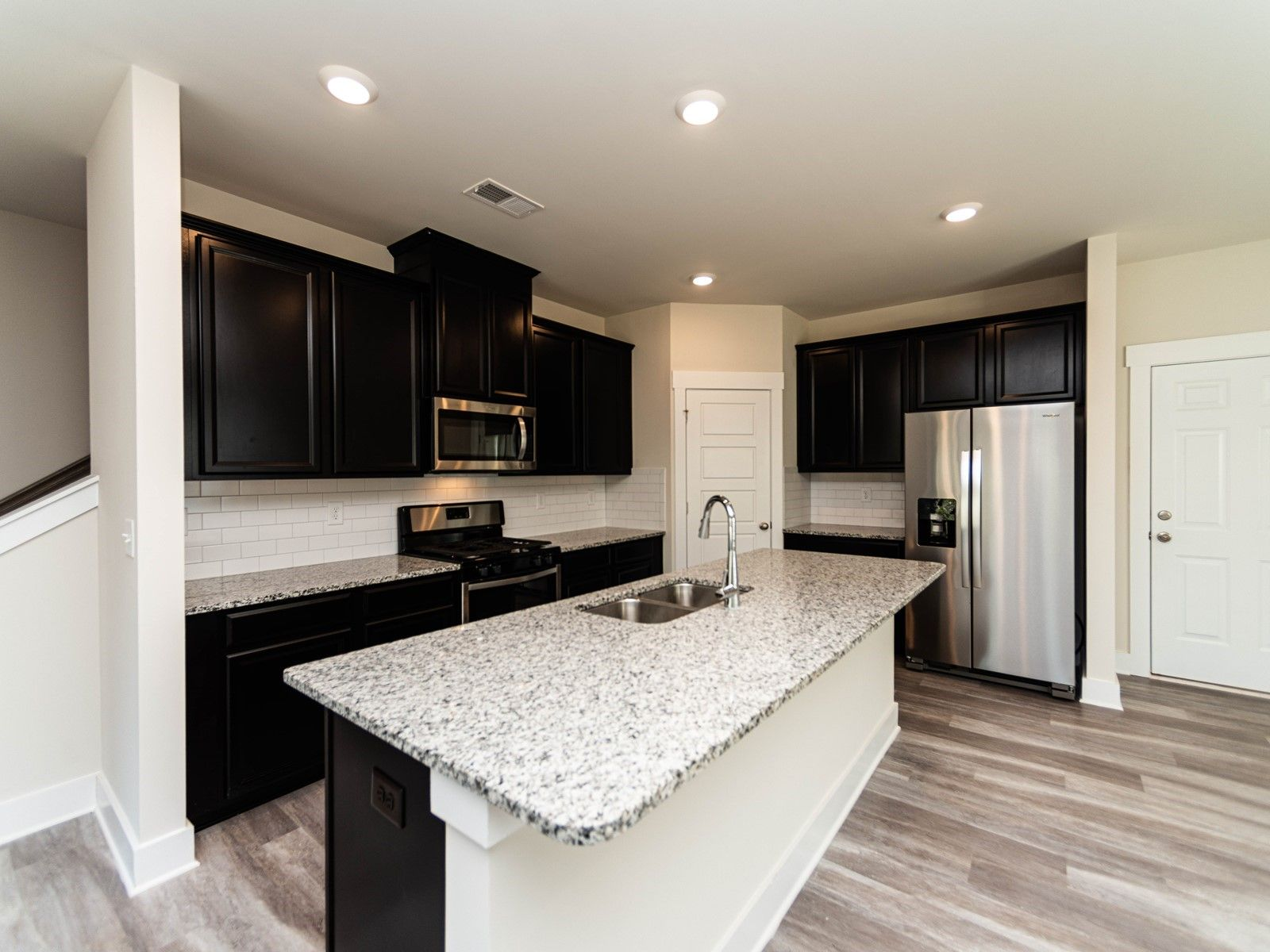 Kitchen featured in the Opal By Meritage Homes in Greenville-Spartanburg, SC