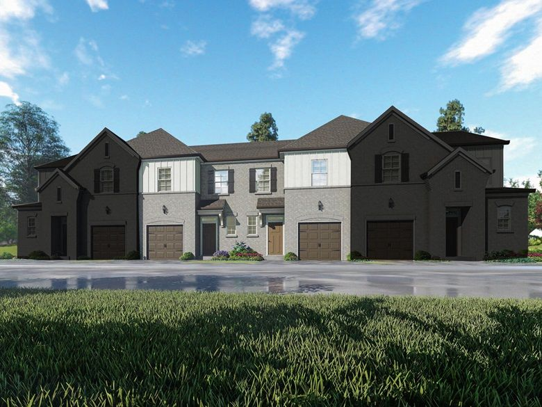 Exterior featured in the Beckett. By Meritage Homes in Nashville, TN
