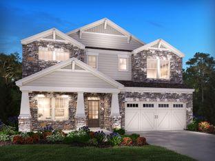 Jackson - Meadows at Idylwilde: Canton, Georgia - Meritage Homes