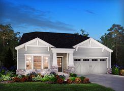 Grayson II - Meadows at Idylwilde: Canton, Georgia - Meritage Homes