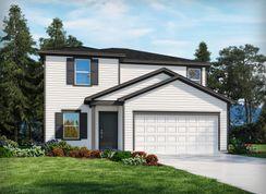 Alexander - Grays Creek: Spartanburg, South Carolina - Meritage Homes