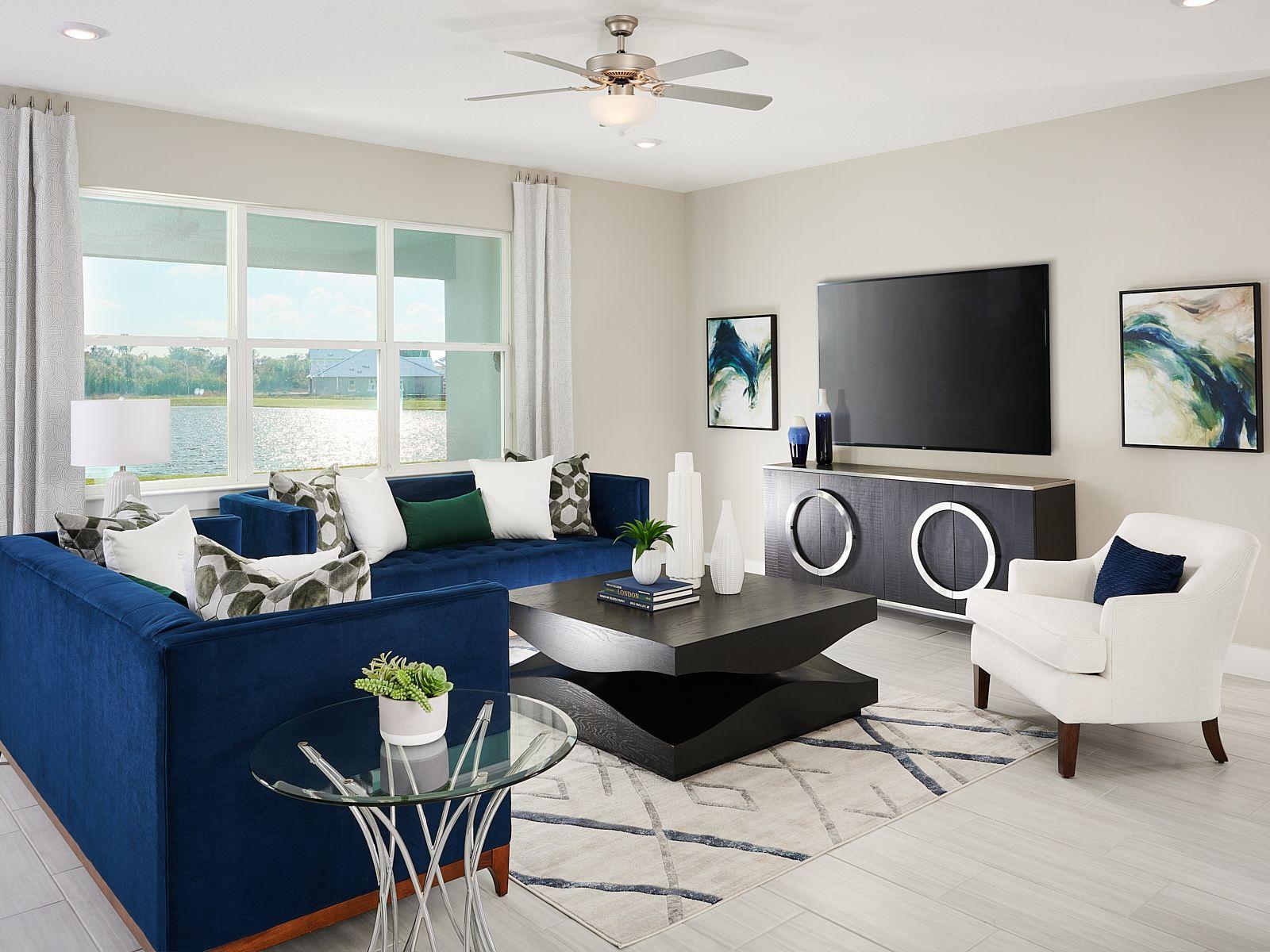 'Savanna at Lakewood Ranch - Signature Series' by Meritage Homes: Tampa, FL in Sarasota-Bradenton