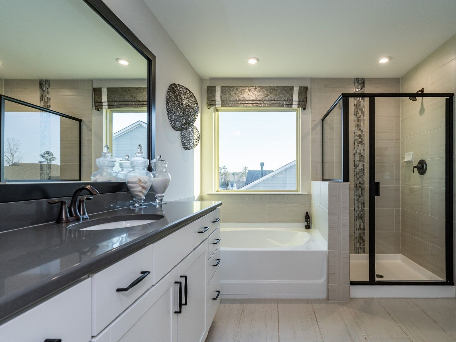 Bathroom featured in the Sapphire By Meritage Homes in Raleigh-Durham-Chapel Hill, NC