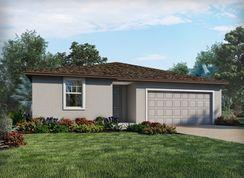 Foxglove - Bristol Meadows: Zephyrhills, Florida - Meritage Homes