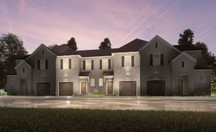 Newmans Crossing by Meritage Homes in Nashville Tennessee