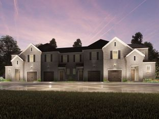 Brantley - Newmans Crossing: Gallatin, Tennessee - Meritage Homes