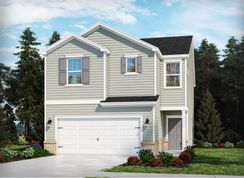 Belmont - Anniston Chase: Fort Mill, North Carolina - Meritage Homes